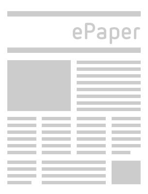 Eschwege Plus vom Dienstag, 13.07.2021